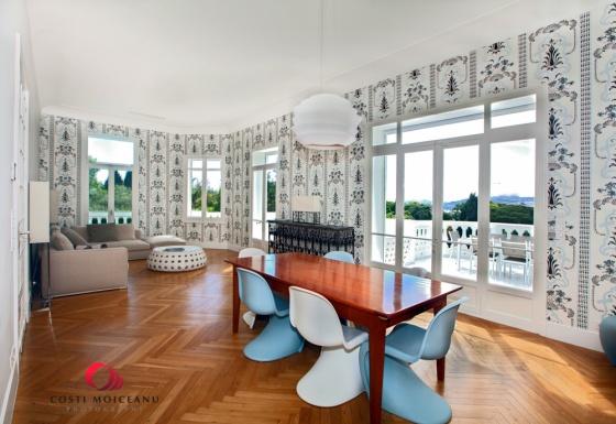 villa Blanche Salon